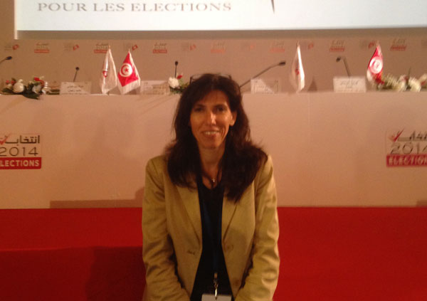Elections in Tunisia, October 2014